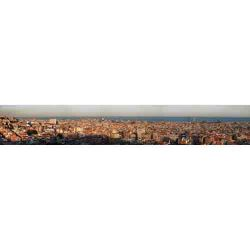 Barcelona, Panoramic View, Harbour