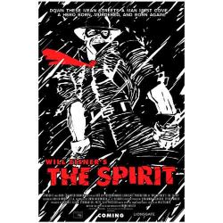 Will Eisner's The Spirit (Dir. Frank Miller)