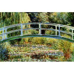 Monet, Japanese Bridge