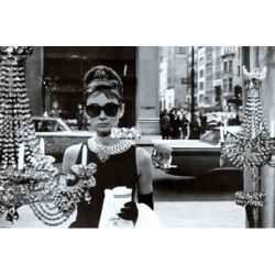 Audrey Hepburn, Breakfast at Tiffany's, showcase