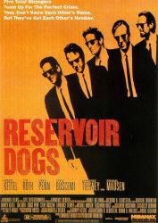 Tarantino, Reservoir Dogs