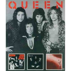 Queen, Photo, LPs Collection