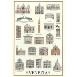 Buildings in Venice