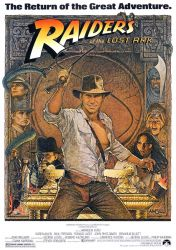 Indiana Jones. riders of the lost ark. Harrison Ford