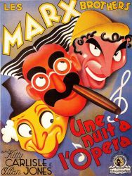 Marx Brothers - In The Opera