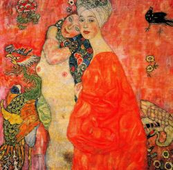 Gustav Klimt, Friends
