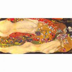 Gustav Klimt: Sirens and Sea Snakes