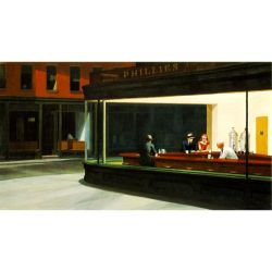 Hopper Edward, Nighthawks