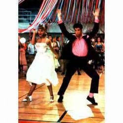 Grease, Travolta
