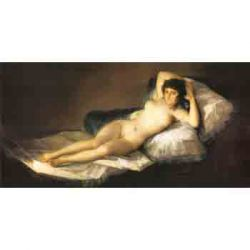 Francisco de Goya, The Naked Maja