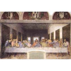 Leonardo Da Vinci, Last Supper