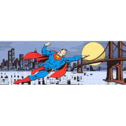 Superman, Metropolis Skyline