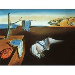 Dali, The Persistence of Memory