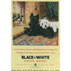 Coleccion Ricordi: Whisky Black and White 3