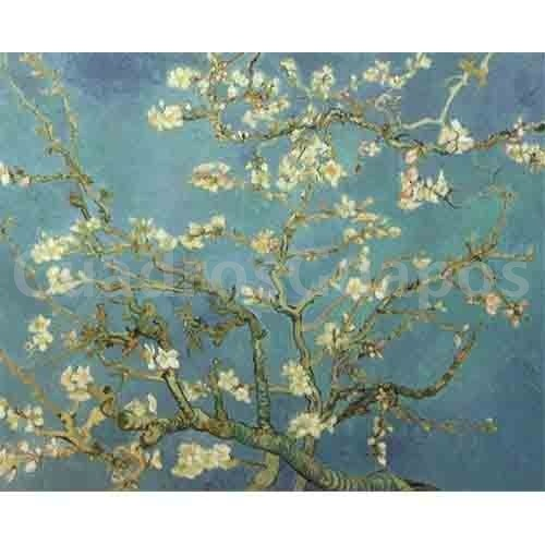 Vincent Van Gogh Almendro Con Flores
