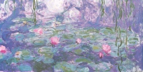 Monet nenufares - Fotos de cuadros de monet ...