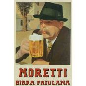 Colection Ricordi: Beer Moretti