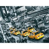 Taxis Jam, New York