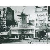 Paris, Moulin Rouge, Sq. Pigalle