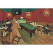 Vincent Van Gogh, Night Cafe, Billiards
