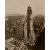 New York, Empire State en construccion