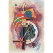 Wassily Kandinsky, Tribute to Grohmann