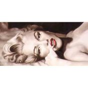 Frank Ritter, Marilyn Monroe, Painting Reclining
