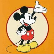 Disney: Mickey Mouse 3