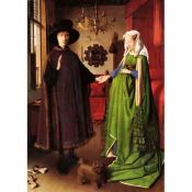 Jan van Eyck, The Arnolfini Marriage