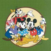 Disney: Mickey Mouse Family