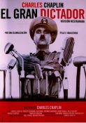 Chaplin, The Great Dictator