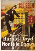 Harold Lloyd, Safety Last