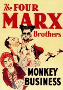 Marx Brothers, Monkey Business