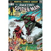 Spiderman Vs Duende Verde, Clasico Marvel
