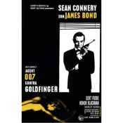 James Bond, Sean Connery, Goldfinger