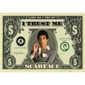 Scarface dollar, Al Pacino