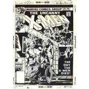 X - Men, Sketch Comic