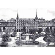 Plaza Mayor, Classic Photo Madrid