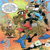 Mortadelo y Filemon 2, Spanish comic