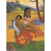 Paul Gauguin, When you getting married?