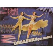 Broadway Qui Danse, Fred Astaire