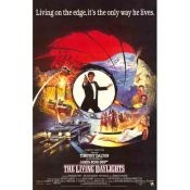 James Bond, The Living Daylights