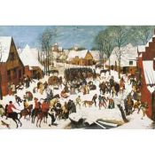 Pieter Brueghel: The Slaughter of the Innocents