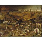 Pieter Brueghel: The Triumph of Death