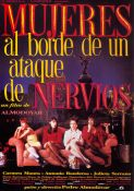 Almodovar, Women on the Verge of a Nervous Breakdown