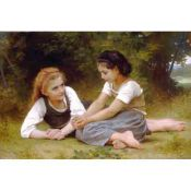 Willian Adolphe Bouguereau - Nut Gatherers