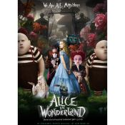 Alice in Wonderland. Tim Burton