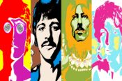 The Beatles. Psychedelic