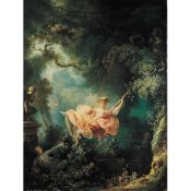 Fragonard. The Swing