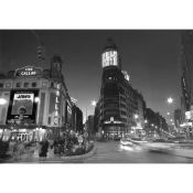 Lamina Tiburon in Callao, Madrid Urban Photo